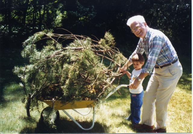 Charlie&Grandpa